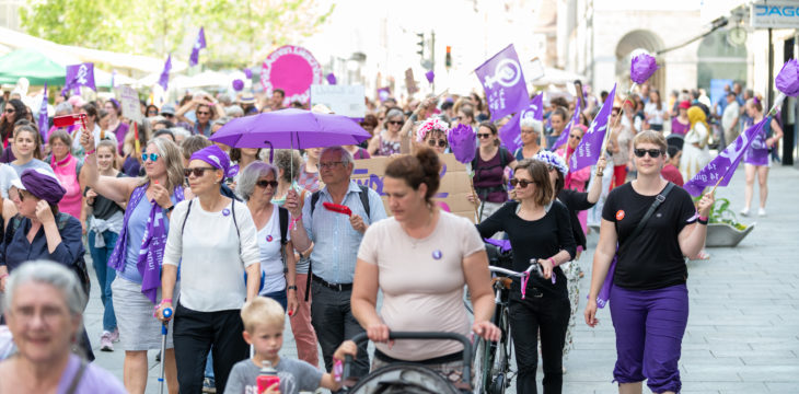 Frauenstreik 14.6.2019 in Chur
